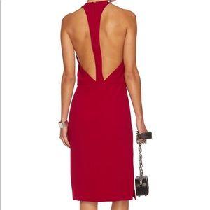 Iro midi length halter dress